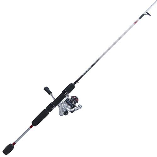 Xtralite Spinning Combo – 5.2:1 Gear Ratio, 3+1 Bearings, 6′ 2pc Rod, 2-6 lb Line Rate, Ambidextrous