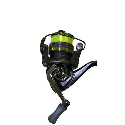 Mr Crappie Slab Shaker Combo - SS7552-2