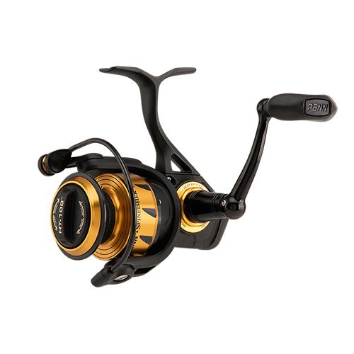 Spinfisher VI Saltwater Spinning Reel - 2500 Reel Size, 6 2:1 Gear Ratio,  33