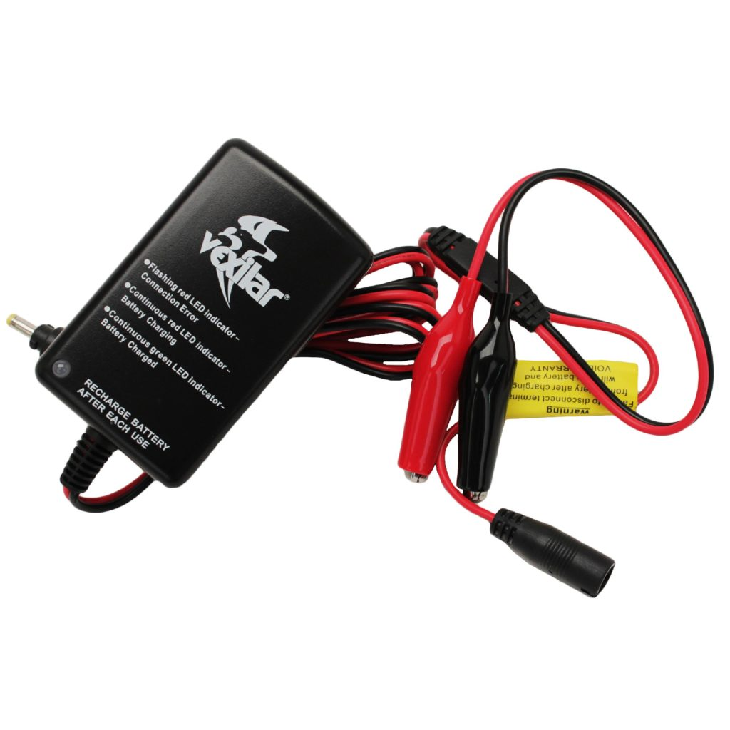 Vexilars Best Auto Charger at 1,000 mA