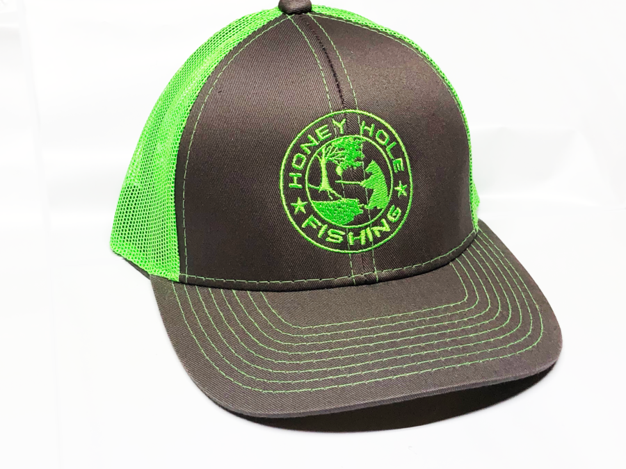 Green Mach Hat