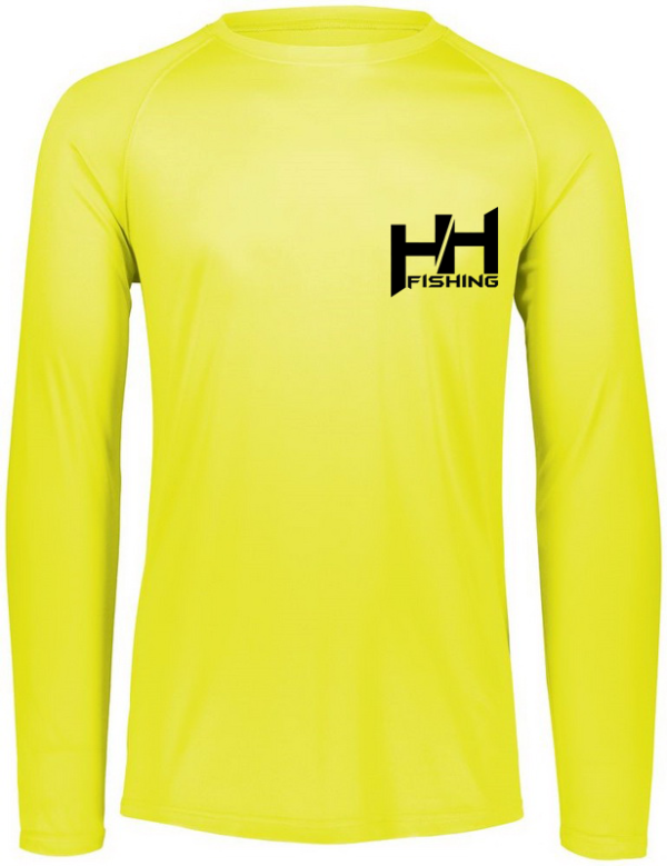 Performance Long Sleeve – Hi Vis Yellow