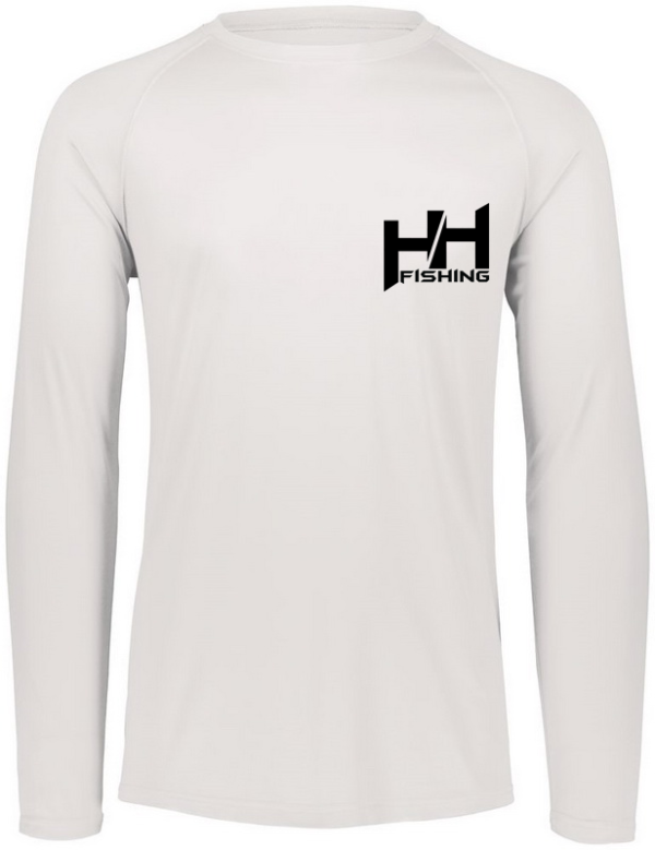 Performance Long Sleeve – White